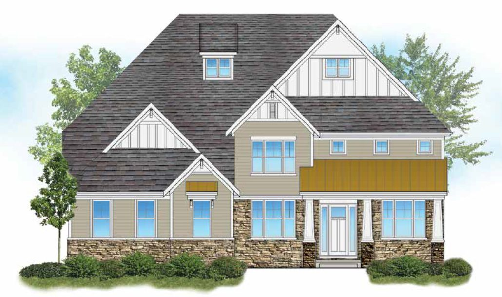 Ashby meritus home builders for Ashby homes